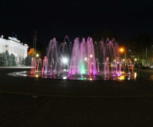 фонтан-4