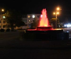 фонтан-площадь