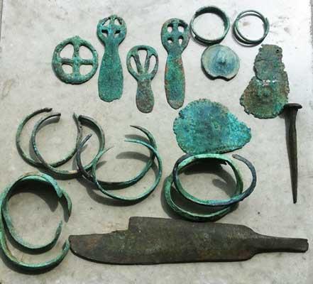 изделия из кобанской бронзы