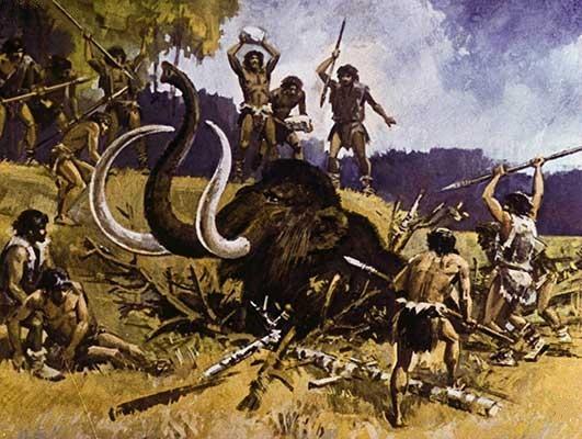 Охота на мамонта