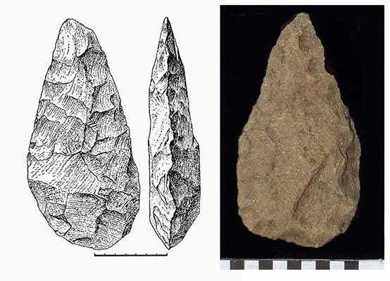 Каменные рубила